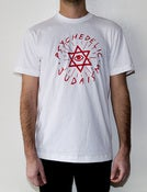Image of Psychedelic Judaism T-Shirt White