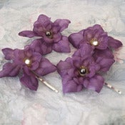 Image of Purple Haze Bobby Pin Set