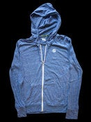 Image of The 45 Royal Blue Zip Hoodie