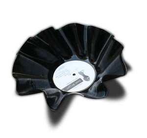 Image of VINYL RECORD BOWL