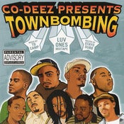 Image of Co-Deez presents TOWNBOMBING: Luv Ones Mixtape (CD)