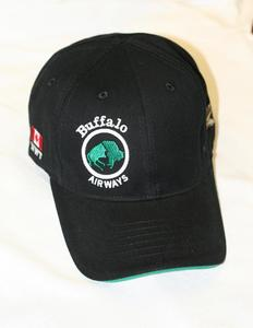 Image of Premier Buffalo DC-3 Hat (Black/Green)