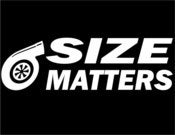 Image of Size Matters Turbo Diesel T Shirt