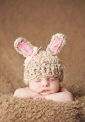 Image of Little Miss Bunny Hat