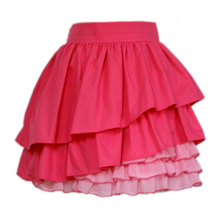 Luster Shop Ruffled Skirts