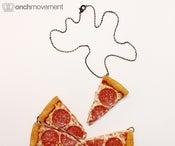 Image of Mini Pizza Slice