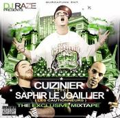 Image of DJ Raze, Cuizinier, Saphir - The Exclusive Mixtape CD