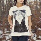 Image of Girl's - Flying Hearts Tee