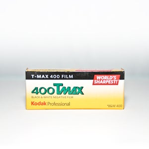 Image of Kodak T-Max 400 - B&W 120 Film