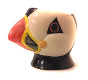 Image of PUFFIN EGG CUP