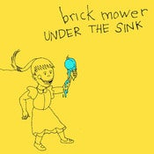 "Image of brick mower ""Under the Sink"" CD"