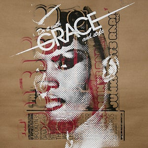 Image of GRACE AND MUSIC PRINT