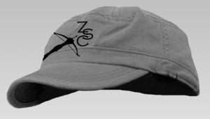 Image of ZSC Logo Fidel hat