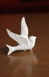 Image of Retro Dove Ring