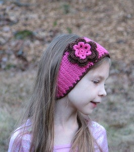 Head Wrap Crochet Pattern | Crochet | Pinterest