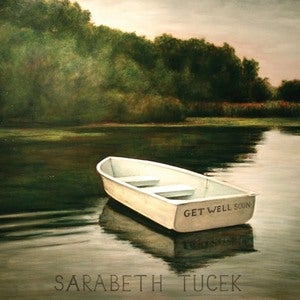 Image of SCR030 - Sarabeth Tucek - 'Get Well Soon' CD