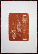Image of 3 BLOKES SCREENPRINT