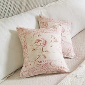 Image of Vintage Floral & Paisley Cushion