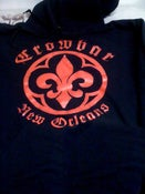Image of Crowbar Nola Hooded Sweatshirt