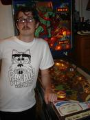 Image of Play Pinball! Records Shirt - SOLD OUT!