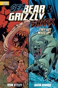 Image of Sea Bear &amp; Grizzly Shark #1 -digital comic