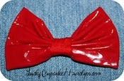 Image of Smokin Vinyl Bow