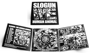 "Image of Slogun ""We Human Animal"" CD"