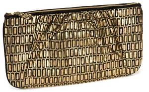 Image of Downtown Clutch - Corinthian Gold