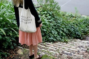 Image of dream tote