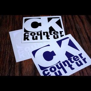 Image of CK Block Decal