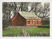 Image of Justin Townes Earle Chicago 2011 poster