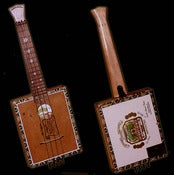 Image of Concert Cigar Box Ukulele