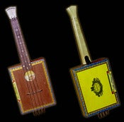 Image of Soprano Cigar Box Ukulele