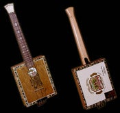 Image of Tenor Cigar Box Ukulele