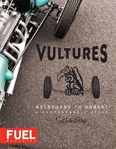 Image of Vultures Cruise Photo Book