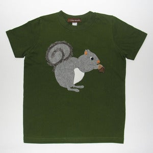 Image of SQUIRREL T-SHIRT