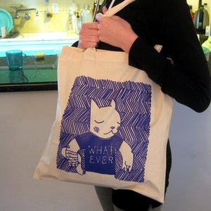 Image of Whatever Tote Bag