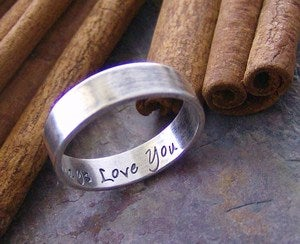 Image of secret message ring