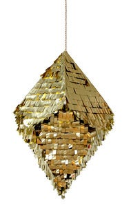 Image of Crystal Pinata-Gold