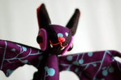 Image of PATTERN - Batty softie pattern