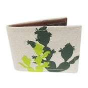 Image of Cactus ) Bifold Wallet