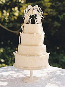 Image of Vintage Cake Topper 