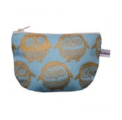 Image of Golden Owl Little Coin Purse
