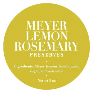 Image of Meyer Lemon Rosemary