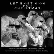Image of DJ Sid - Let's Get High For Christmas LP VINYL (Villa Magica)