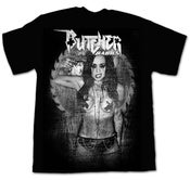 Image of BUTCHER BABIES- Carla Chooses Death Tshirt - Men Sizes