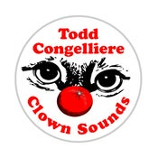 Image of TODD CONGELLIERE - Clown Sounds (Button)