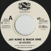 Image of KOTB001 D'LUX BEATS / JAY KING & MACK ONE