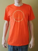 Image of WILD CARD Orange Logo Shirt