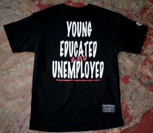 Image of YOUNG, EDUCATED &amp; UNEMPLOYED 